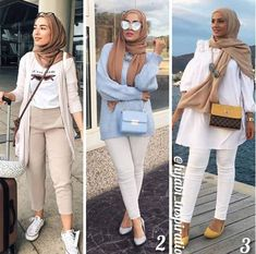 Eid hijab styling ideas sur buzz, insolite et culture Street Hijab Fashion, Frock Fashion, Modest Fashion, Fashion Outfits, Casual Hijab Outfit, Hijab Chic, New Hijab Style, Hijab Jeans, Hijab Trends
