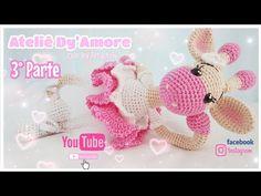 Amigurumi Doll, Amigurumi Patterns, Crochet Patterns, Pet Toys, Baby Toys, Crochet Double, Baby Crafts, Stuffed Toys Patterns, Crochet Toys