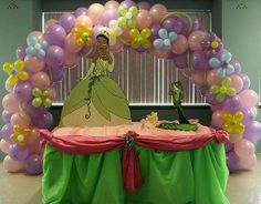 disney princess tiana party | Princess Tiana Sheet Cake Picture