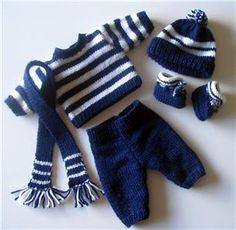 JO JO Knitting Pattern TO Make Baby Born Doll Clothes Sports Supporter Outfit | eBay