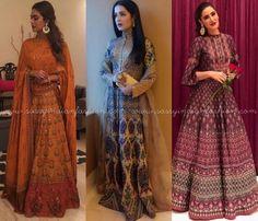 Celebrity Diwali Dresses