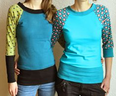 Jogging, Shirt Bluse, Couture, Dress For Success, Shirts, Tees, Dressmaking, Stretch Fabric, Sewing Patterns