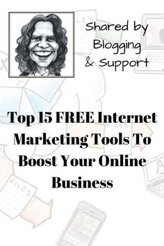 Top 15 FREE internet Marketing Tools to Boost Your Online Business http://www.problogger.net/archives/2015/02/25/top-15-free-internet-marketing-tools-to-boost-your-online-business/ @problogger