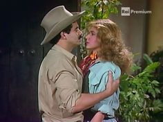 Jolanda Sandoval - Enio Montero - Topazio telenovela -
