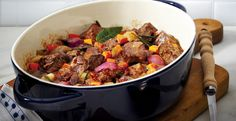 There is nothing more hearty than our French-inspired Classic Beef Braise recipe. Give it a try for dinner tonight. Your family will surely approve! Lancashire Hot Pot, Carnivore, Seafood Stew, Types Of Meat, Dinner Tonight, Dog Food Recipes, Pork, Chicken, Recipes