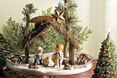 18 presépios diferentes para decorar o seu cantinho de Natal | CASA.COM.BR