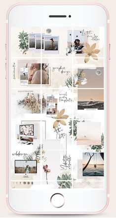 Instagram Feed Theme Layout, Instagram Feed Ideas Posts, Feeds Instagram, Instagram Collage, Instagram Grid, Story Instagram, Instagram Design, Instagram Story Template, Web Design