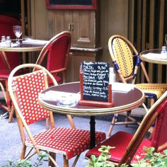 Paris with my iPhone, by Jane Love Love French, French Cafe, Bakery Cafe, Cafe Restaurant, Fresco, Donut Shop, I Love Paris, Outdoor Furniture, Outdoor Decor