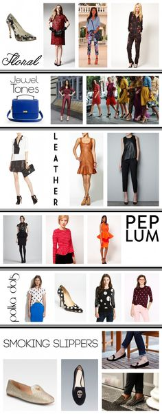 Style-Architects Fall 2012 Trends