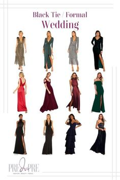 Formal Wedding, Dress Wedding, What To Wear To A Wedding, How To Wear, Black Tie Formal, Warm Weather Outfits, Vacation Style, Spring Trends, Wedding Season