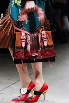 Prada Autumn/Winter 2017 Ready to wear Details | British Vogue