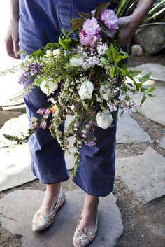 Kinfolk Magazines Flower Pot-Luck with Amy Merrick