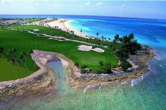 Tee off in paradise!
