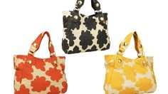 Big Buddha Hibiscus Tote - the black one has my name all over it!!