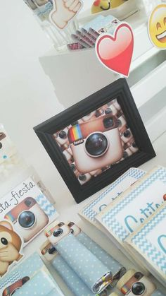 Instagram Birthday Party Ideas   Photo 1 of 31