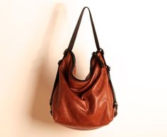 Love this bag.   SATCHEL   large  choose your leather and by roughandtumblebags, $218.00