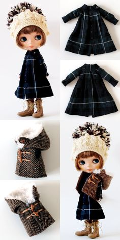 ** Blythe outfit ** Lucalily 271** : mahounote.