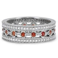 $3500 wedding ring (one of kind but could be copied, maybe without diamonds and instead marquesite)
