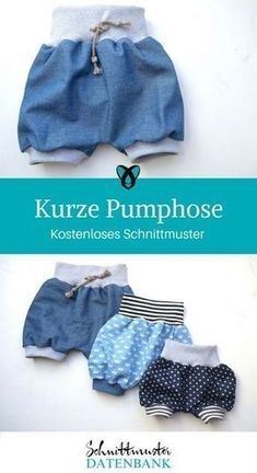 Best Totally Free sewing pants for man Concepts Pumphose nähen Kinderhose Babyhose kostenloses Schnittmuster Foto-Nähanleitung Geschenk Baby Kind Sewing Projects For Beginners, Sewing Tutorials, Sewing Tips, Diy Projects, Knitting Projects, Love Sewing, Baby Sewing, Sew Baby, Sewing Pants