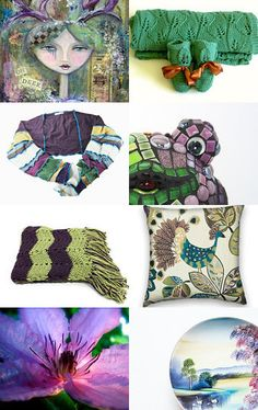 The Colors of Tuesday by Carol Schmauder on Etsy--Pinned with TreasuryPin.com