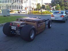 TKR Motorsports: Rat Rod S-10