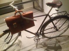 Work in progress....grandfathers bike - Gazelle