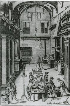 Bartolomeo Scappi, Opera, 1570