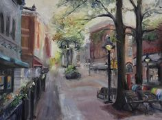 Charlottesville's Historic Downtown Mall - Donna Tuten