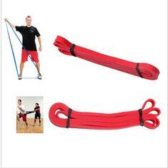 Forte Résistance Bandes Boucle Heavy Duty Exercice Sport Fitness Gym Yoga Latex UK