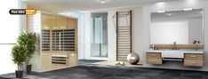 Few people know the differences between saunas. Choosing the best sauna for you is easy once you've tried one out. Here's what you can expect from traditional saunas and far-infrared saunas. Infrarot Sauna, Sauna Room, Home Infrared Sauna, Bali Style Home, Indoor Sauna, Portable Sauna, Traditional Saunas, Sauna Design, Home Spa