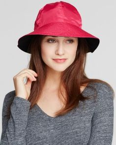 fb97239e31a AUGUST HAT COMPANY AUGUST ACCESSORIES REVERSIBLE RAIN HAT.  augusthatcompany    Hats Online