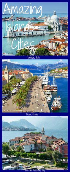 Amazing Islands-Cities