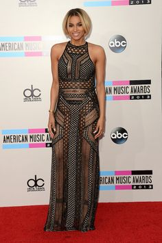 We love Ciara's AMA outfit!