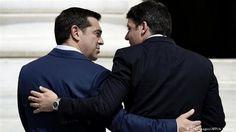 «Ο Ρέντσι προσχωρεί στην πλευρά του Τσίπρα» ~ Geopolitics & Daily News