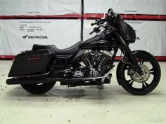 2007 Harley Davidson FLHX Street Glide Loaded Way Black and Beautiful No Fees   eBay
