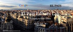Los 'Hackdays' vuelven a EL PAÍS: Redacciones competirán en innovación y periodismo de datos el 4 y 5 de junio http://www.mberzosa.com/index.php/2015/05/editors-lab-redacciones-competiran-con-prototipos-de-innovacion-en-periodismo-de-datos-los-hackdays-vuelven-a-el-pais/#more-8704