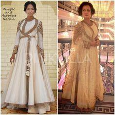 Celebrity Style,dia mirza,Rimple and Harpreet Narula,Theia Tekchandaney