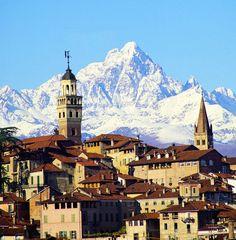 #Saluzzo in #Piedmont region #Italy