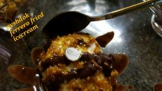 Fried Ferrero Ice Cream Dessert recipe by 🍨🍰ayshdok🍕🍟 posted on 13 Aug 2017 . Recipe has a rating of by 1 members and the recipe belongs in the Desserts, Sweet Meats recipes category Vegetarian Breakfast, Vegan Vegetarian, Breakfast Recipes, Dessert Recipes, Sweet Meat Recipe, Corn Flakes, Ice Cream Desserts, Cereal Recipes, Food Categories