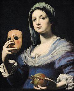 lAllegoria della Simulazione (1640) by Lorenzo Lippi