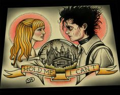 Dreams are Necessary: ♥ Monday Etsy Loves ♥ I'm in love with Edward Scissorhands ♥