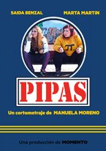 Corto Pipas. http://www.enjoyspanishonskype.com/aprende-espanol-on-line/308/