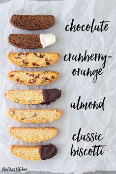 classic biscotti recipe makes the best biscotti cookies! A basic biscotti r. This classic biscotti recipe makes the best biscotti cookies! A basic biscotti r.,This classic biscotti recipe makes the best biscotti cookies! A basic biscotti r. Biscotti Cookies, Biscotti Biscuits, Italian Cookie Recipes, Baking Recipes, Cake Recipes, Dessert Recipes, Easy Italian Desserts, Gastronomia, Desert Recipes