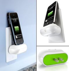 wall dock for the iPhone