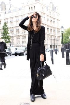 layers of black