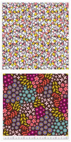 Balls Pink and Midsummer Dream Prints