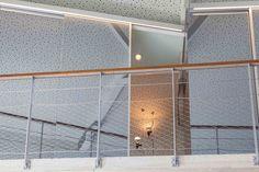 Exterior de las habitaciones. Proyecto: Habitación de invitados. Diseñador: Alfons Tost Interior Design