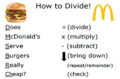 Make Division a Little Easier!