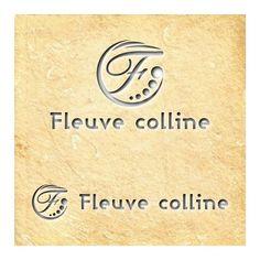 Yolozuさんの提案 - 展開型リラクゼーションサロン「Fleuve colline」のロゴ作成をお願いします。 | クラウドソーシング「ランサーズ」