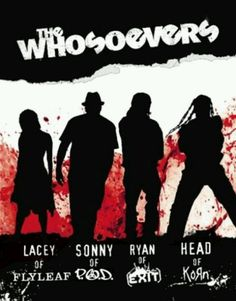 Original THE WHOSOEVERS